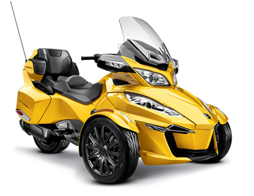 Dynojet Powervision für Can-Am Spyder